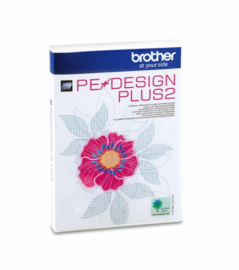BROTHER PE DESIGN PLUS 2 | borduursoftware