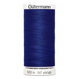 Gutermann 232 Donkerblauw | Naaigaren 500m