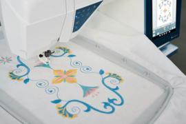 Husqvarna Sapphire 85 + Luxe Roltas t.w.v. 399 euro