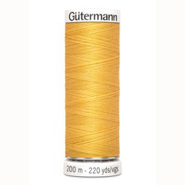 Gutermann 416 Licht oker | Naaigaren 200m
