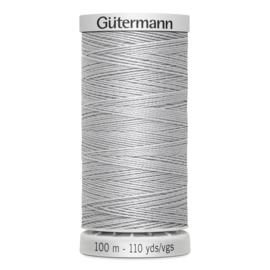 Gutermann 38 Licht grijs | Super sterk naaigaren 100m