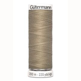 Gutermann 263 Beige | Naaigaren 200m