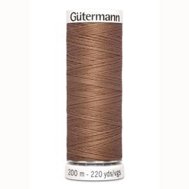 Gutermann 444 Beige | Naaigaren 200m
