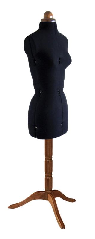 Lady Valet Dresslady A Zwart