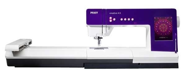 PFAFF Creative 4.5