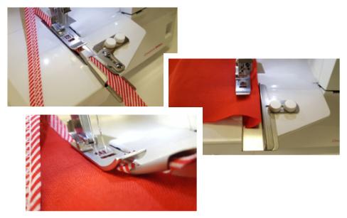 JUKI Cover 3-delige set in box