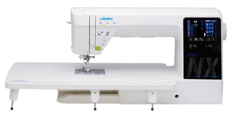 JUKI NX7 | de longarm naaimachine van JUKI