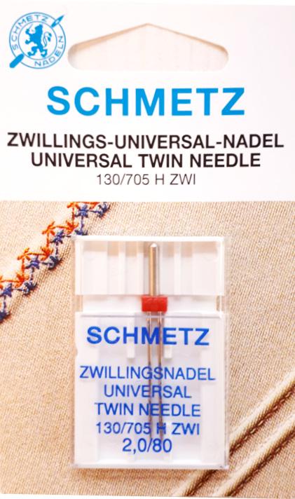 Tweelingnaald 2.0 / 80