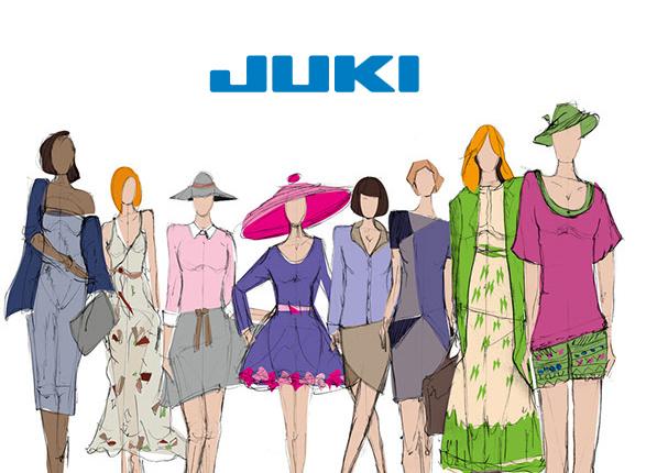 JUKI DEMODAG - ZATERDAG 7 MAART 2020