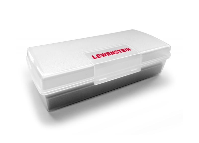 LEWENSTEIN Lockvoetenset (5x)