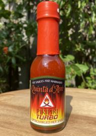 Piri Piri Turbo / Turbo Hot Sauce 🔥🔥🔥🔥+
