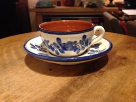 Espressokopje met schotel (K-gr)