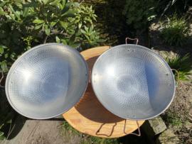 Cataplana / koperen pan 33cm (4-5 pers)
