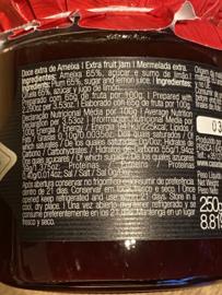 Pruimenjam / Doce de ameixa 250 gr