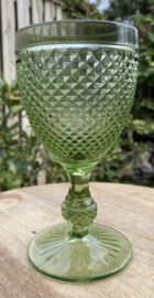 Diamond glas Vista Alegre groen L
