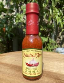 Piri Piri com Alho / Hot Sauce Knoflook 🔥🔥