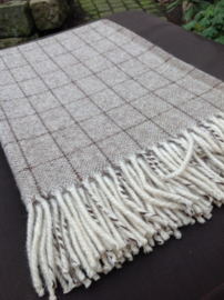 Wollen plaid Guarda (1.70x1.30m)