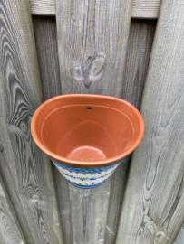 Hangende bloempot Malmequer (medium)
