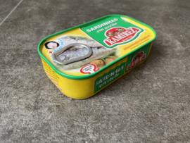 Sardines in olijfolie / Sardinhas em azeite (120gr)