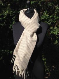 Wollen sjaal Pinhel (180x30cm)