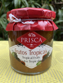 Tropische vruchtenjam / Doce de frutos tropicais 250 gr