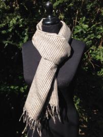 Wollen sjaal Beira (180x30cm)