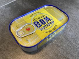 Tonijn in zonnebloemolie / Atum em óleo vegetal (120gr)