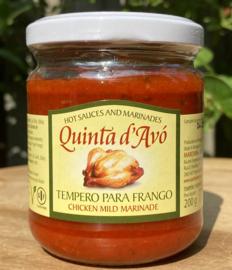 Marinade voor Kip / Tempero para frango (200 gr)