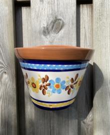Hangende  bloempot Senecio (klein)