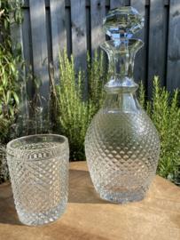 Waterglas transparant (Diamond - bicos) / Vista Alegre