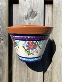 Hangende bloempot Milefólio (klein)
