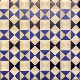 Keramische onderzetter Cádiz 9,5x9,5cm