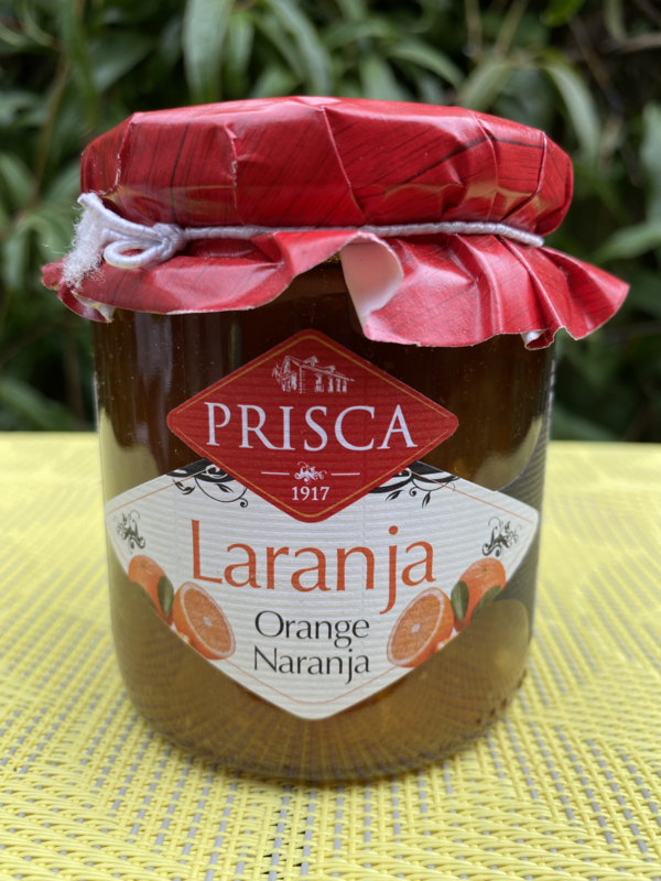 Sinaasappeljam / Doce de laranja 250 gr
