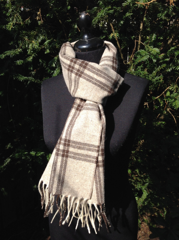 Wollen sjaal Lamego (180x30 cm)