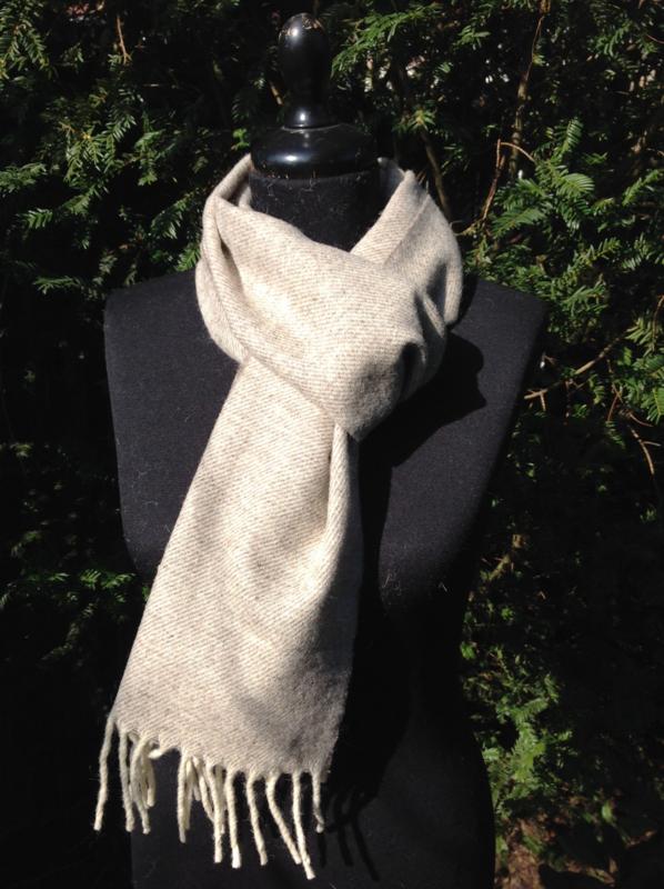 Wollen sjaal Tábua (180x30 cm)