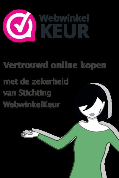 WebwinkelKeur Keurmerk Lid
