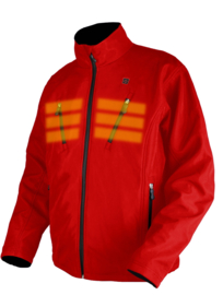 Thermo Jas Rood (Man)
