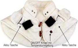 Verwarmde cape (kraag)