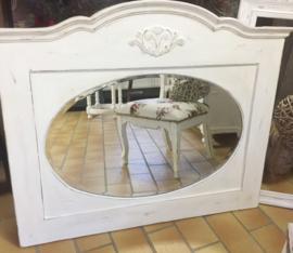 Diverse brocante spiegels prijs is per stuk !