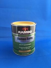 RAMBO Buitenbeits Dekkend - KOPERGEEL 1104 - 750 ml