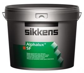Sikkens Alphalux SF - ZWART - 10 Liter