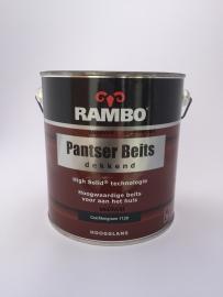 RAMBO Pantser Beits Dekkend - GRACHTENGROEN 1128 - 2,5 Liter