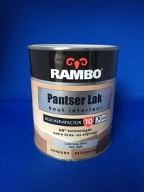 Rambo Pantserlak Hout Interieur BF 10 - LICHT GRIJS 5015 - RAL 7035 - 750 ml