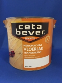 Cetabever Vloerlak Dekkend - WARM WIT 310 - 750 ML
