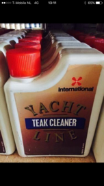 international teak cleaner 500ml
