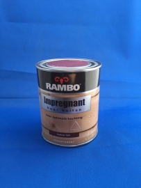 RAMBO Impregnant hout buiten - BLANK 1200 - 750 ml