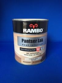 Rambo Pantserlak Hout Interieur BF 10 - LICHTIVOOR 5016 - RAL 1015 - 750 ml