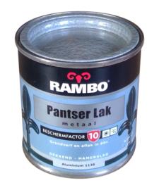 Rambo Pantserlak Aluminium Hamerslag