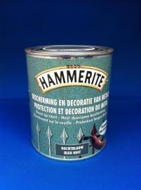 Hammerite Structuurmat lak - Nachtblauw - 750 ml