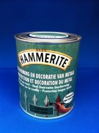 Hammerite Structuurmat lak - Saliegroen - 750 ml